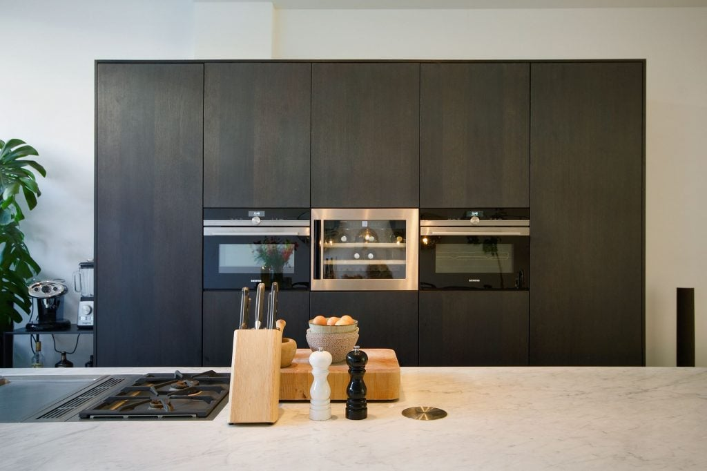 Keuken in open ruimte prolim